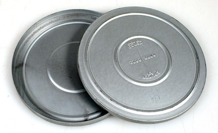 8mm movie reel tin empty for 200ft reel ebay
