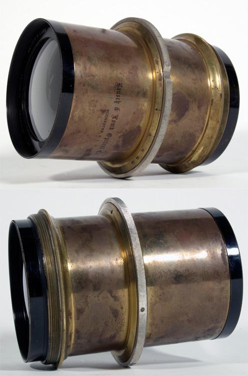 12x15 bausch lomb brass lens for 12x15 calculator