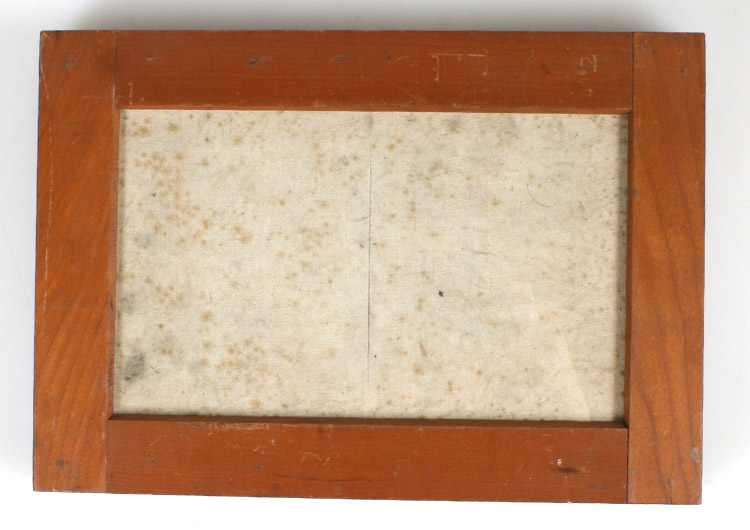 CONTACT PRINTING FRAME 7-3/4x4-5/8in | eBay