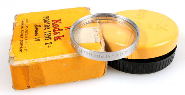 SERIES 6 Yellow Filter with CASE and Box