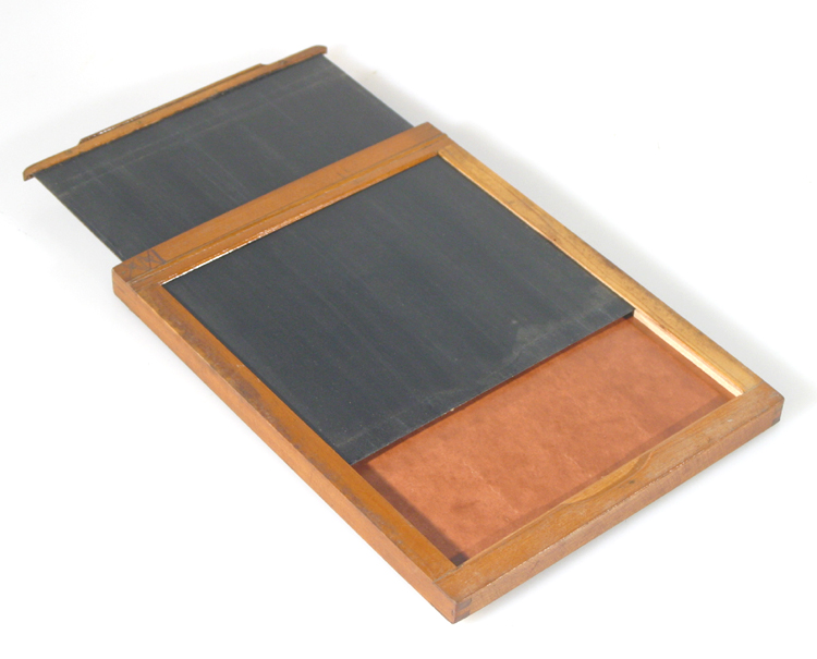 6 1 2 X 8 1 2 Inch Vintage Wooden Glass Full Plate Holder  sc 1 st  Castrophotos & Wooden Plate Holders - Castrophotos