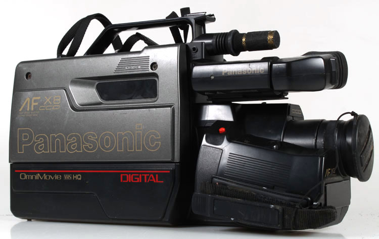 Panasonic Omni Movie Camcorder Vhs For Parts Ebay