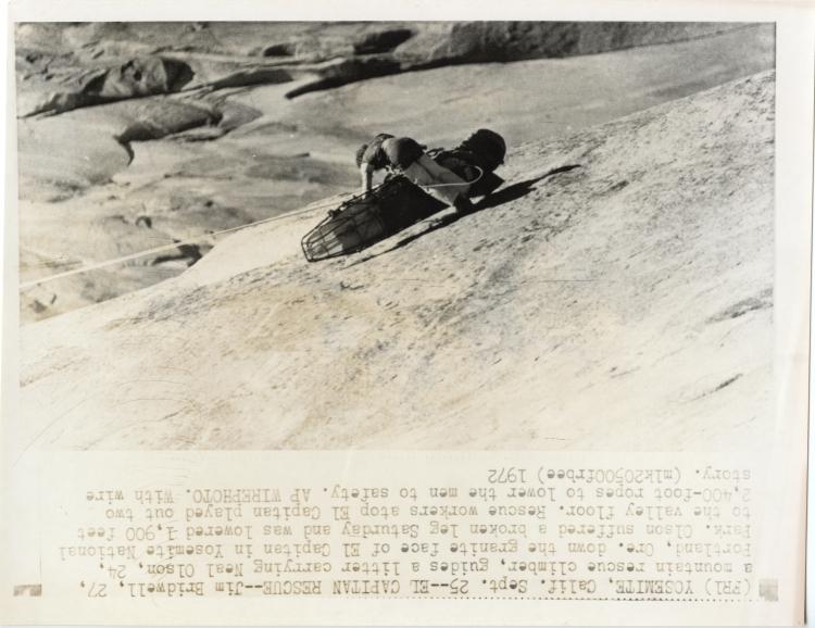 Teddy Roosevelt and John Muir Yosemite 1906 8x10 Photo L-434